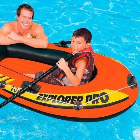 Надувная лодка Intex  Explorer Pro 100, одноместная