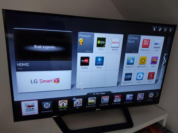 Telewizor LG Smart TV 3D 42LM660S LED 42 cal
