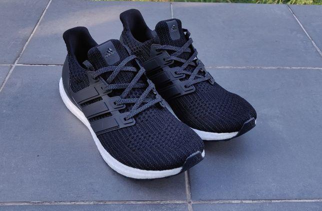 NOWE Adidas ultraboost 4.0 Black-White roz.45 1/3 US11