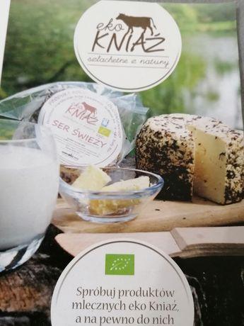 jogurt naturalny 250 ml Eko Kniaż