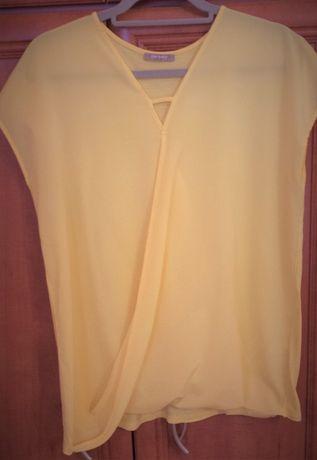 Bluzka kopertowa ORSAY XL