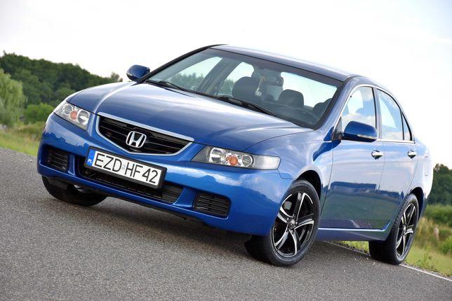 Honda Accord 7 Comfort 2.0 155KM+*LPG* SalonPL PIĘKNY SEDAN Bez Wkładu