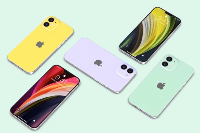 Telefon Apple iPhone 12 128GB różne kolory