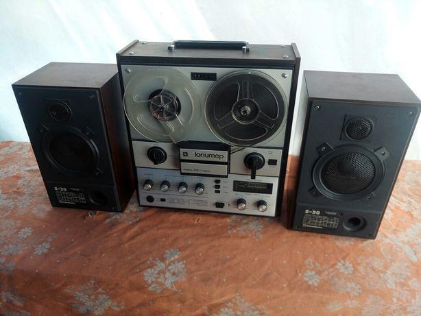 Продам магнитафон юпитер 203-1 стерео
