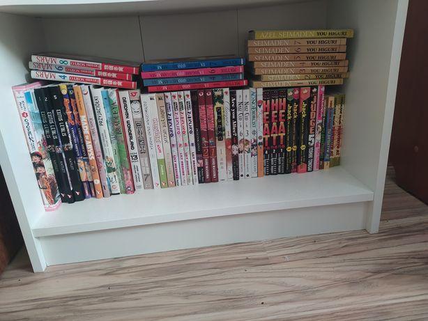 Tanie mangi, manga, komiksy