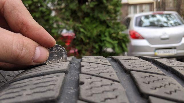 Шини/резина/колеса Continental CrossContact 215/65 R16 комплект