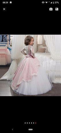 Piękna sukienka princess