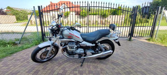 Moto Guzzi Nevada 750 Classic, V2, Wtrysk, Zadbany, cena posezonowa