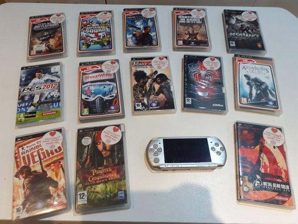 13 Jogos com PSP