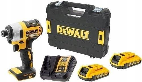 DEWALT DCF787D2 klucz udarowy 170Nm 18V 2X2Ah