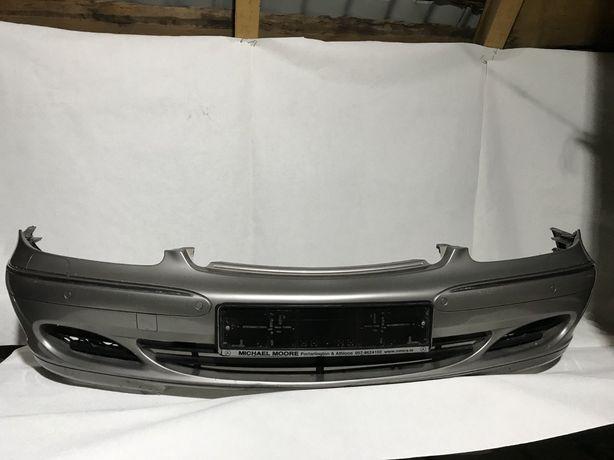 Mercedes w220 s class бампер капот решітка крило фара фонарь