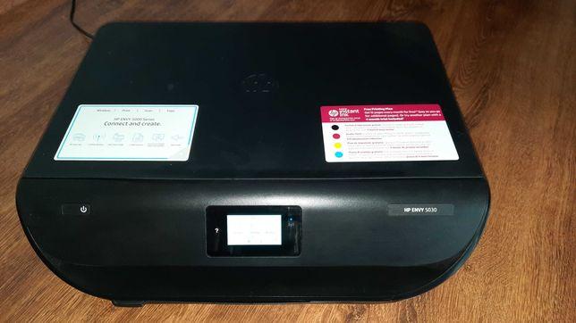 Urządzenie wielofunkcyjne Hp Envy5030 STAN NIEOKREŚLONY do sprawdzenia