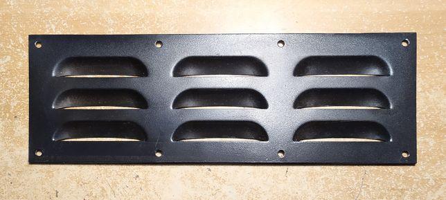 Kratka wentylacyjna metalowa do drzwi