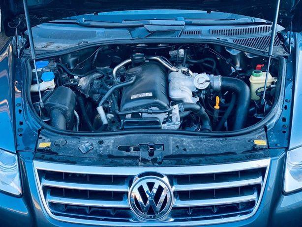 Двигатель 2.5 BAC VW Touareg Audi Q7 Двигун Мотор Ауди Ку7 Кю7 Туарек