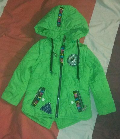 Продам курточку для девочки на 2 годика