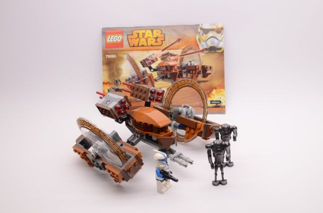 LEGO Star Wars - 75085 Hailfire Droid