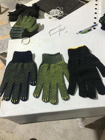 Готовий бізнес по виробництву робочих рукавиць з ПВХ покриттям