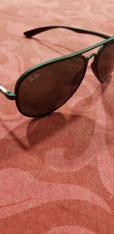 Óculos de sol Ray-Ban estilo aviador