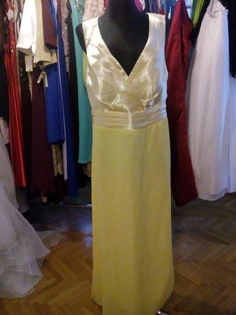 Sukienki duże rozmiary na stan cywilny i na wesele Wyprzedaż 42-48