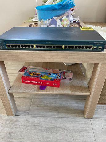 Switch Cisco 24 podziel internet w domu