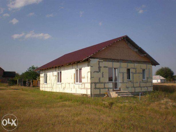 Новый дом в Рожнах, 100 кв.м.
