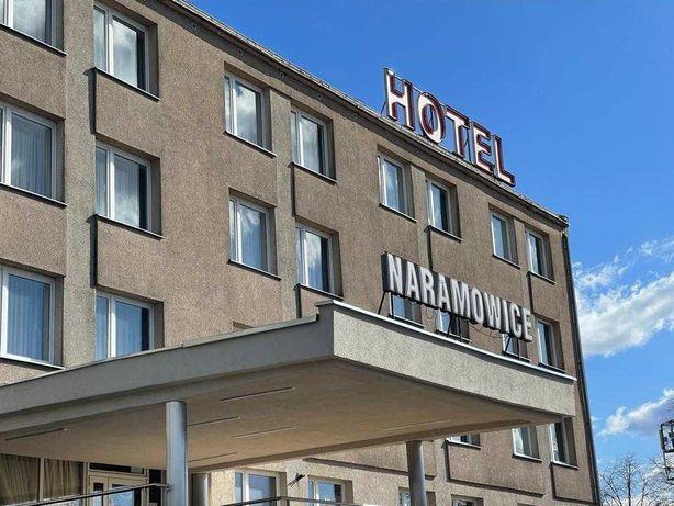 Hotel Naramowice noclegi na krótki termin