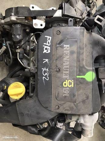 Motor Renault 1.9dci