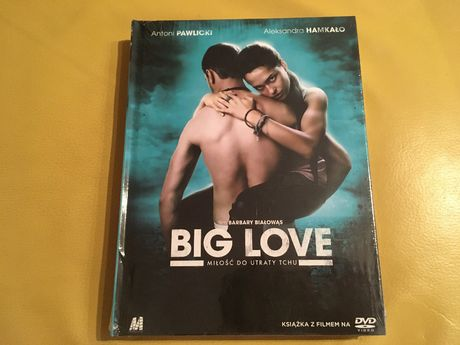 Big love film dvd Hamkało Pawlicki folia