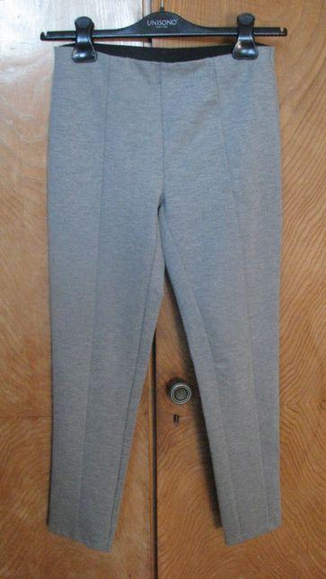 wizytowe szare spodnie Zara Girls