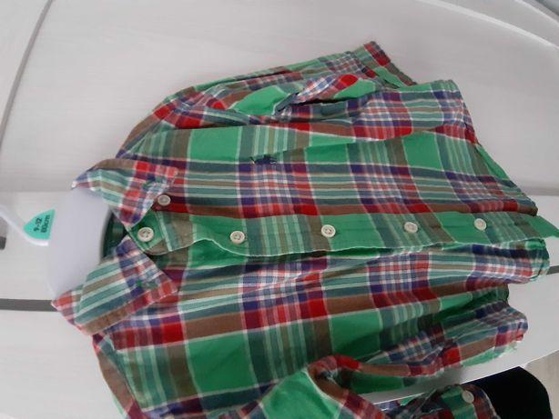 Koszula Ralph Lauren 12M