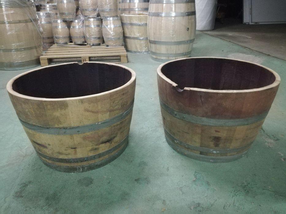 Vasos/Celhas de madeira de carvalho Bougado (São Martinho E Santiago) - imagem 1