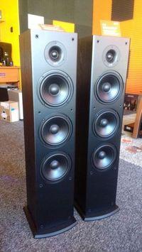 duże kolumny podłogowe Polk Audio T50 ! gwarancja 2 lata