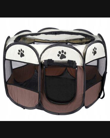 Skladany KOJEC LEGOWISKO klatka dla psa kota jeża zwierząt