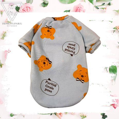 Bluza dla psa Soft Kubuś Puchatek rozm. XL