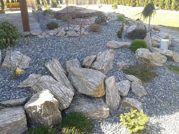 Kamień ozdobny, kamień ogrodowy, grys serpentynit