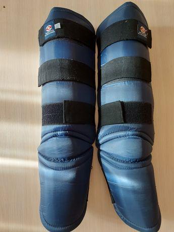 Защита для ног ( футы ) ( щитки )  XXL    Kiokushin