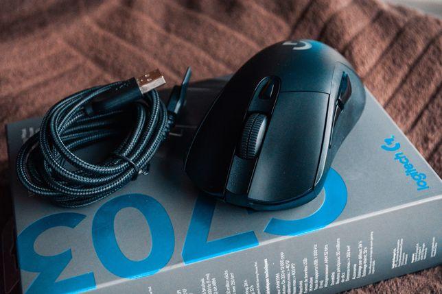 Беспроводная мышка Logitech g703 / в отличном состоянии