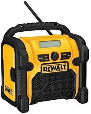 Радио DeWALT DCR018