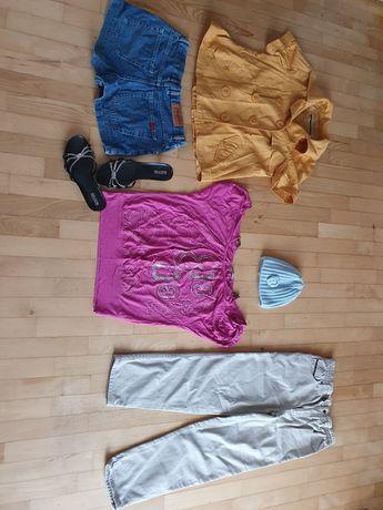 Zestaw 21sz ubrań damskich M/L