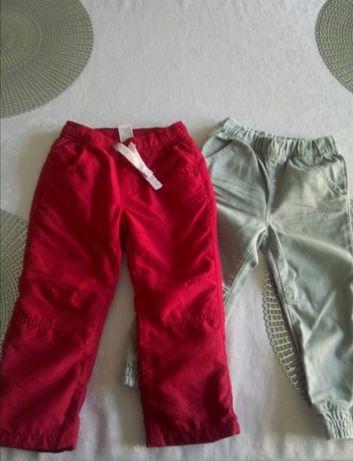 Spodnie chłopięce C&A Palomino Topo Mini 92 jak nowe