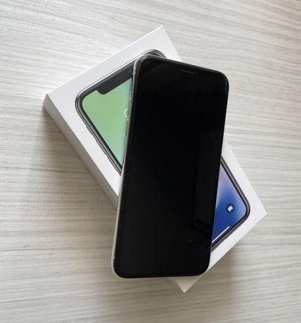 Телефон iPhone x Silver