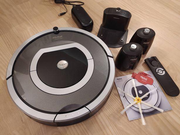iRobot Roomba 780 - pełny zestaw