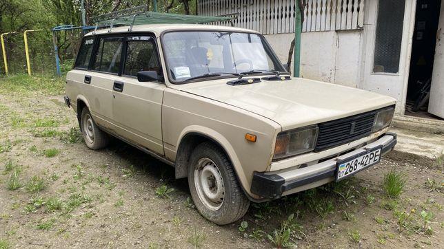 Срочно продам ВАЗ 2104 1990 года, на ходу, в хорошем состоянии