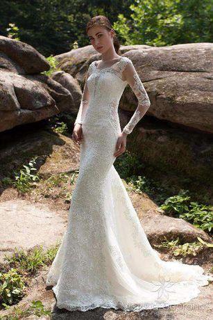 Свадебное платье от «Victoria Soprano»
