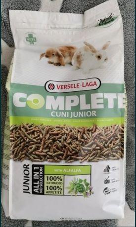 1 kg Versele Laga Complete Cuni JUNIOR - karma dla królika, królików