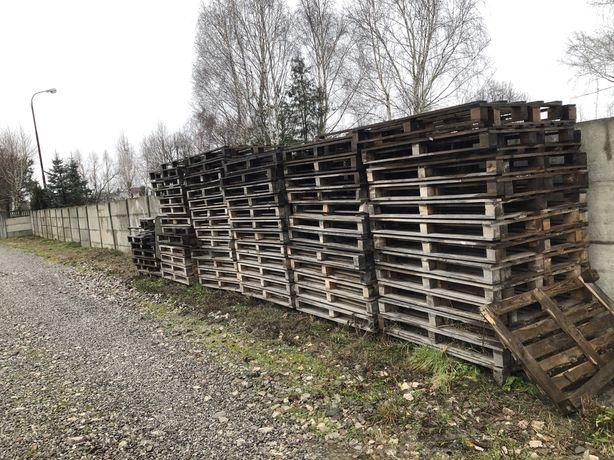 Palety drewniane przemyslowe jednorazowe