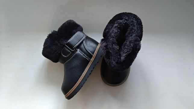 Новые зимние сапожки , ботинки