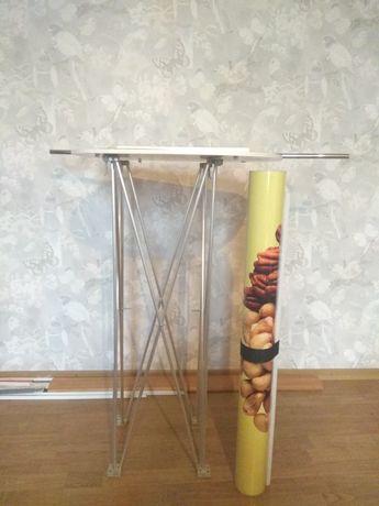Рекламный стол, промостол