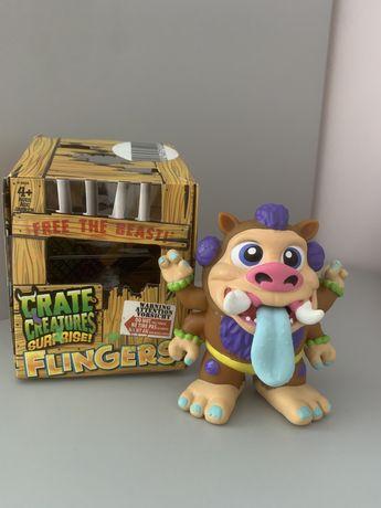 Інтерактивна іграшка crate creatures surprise - снорт хог