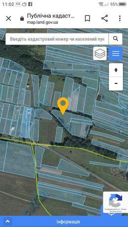 Земельна ділянка в с. Раковець